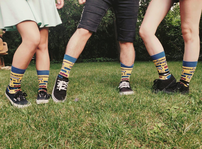 Lexi és a BKV zoknis csapar